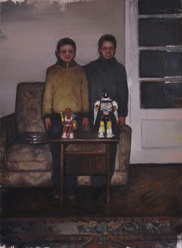 A_better_life_30x40cm_oil_on_canvas_2009