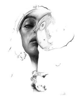 Fortune_teller_i_pencil_on_paper