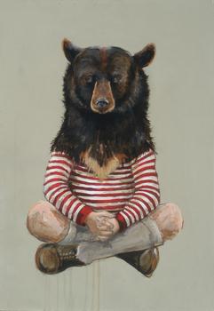Little_bear_honey_eater_