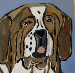 Dog_7__12x12_acrylic_on_linen