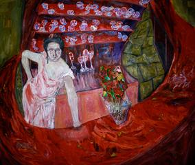 Woman-in-bar-by-rodolfo-villaplana