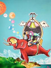 Three-spirits-migrating-on-jupiter-the-whalaphant500