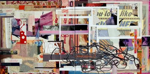 Tm_gratkowski_social_epistemology_20inx10in_paper_on_wood_diptych_2009