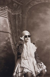 Shadi_ghadirian_untitled_from_qajar_ed_7_of_15