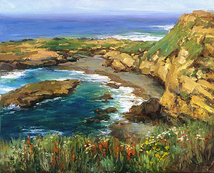 Beach_near_birdrock_24x30