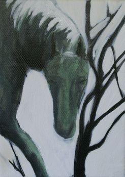Horse_sculpture__winter_berlin