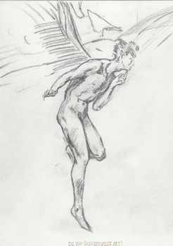 Robert_lee__concept__1995__pencil_on_paper__9in_x_12in