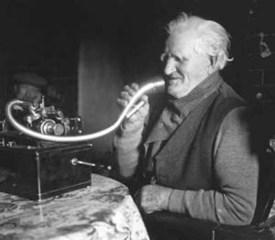 Old-man-recording