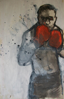 Selfportrait_as_a_boxer