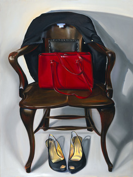 Sitting_pretty_30x40_oil