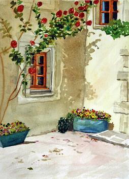 Rose_trellis
