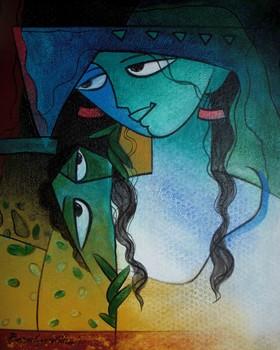 62_10_paresh_mridha_24__x30___acrylic_on_canvas