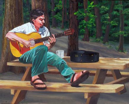 Redwoodsflamencoguitarist