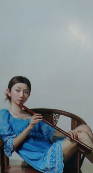 20100811135626-jiang_huan_goodnight_oil_on_canvas_140x77cm_2010
