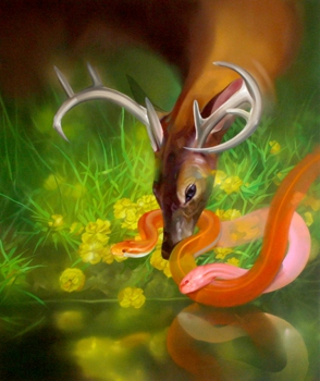 Untitled__deer_snake_