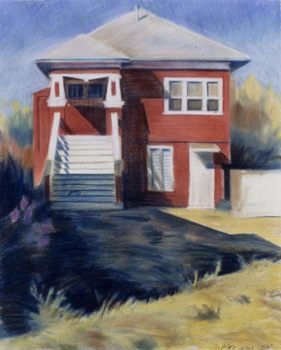 Morgan_red_house