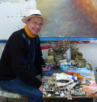 20101216100308-david_dunlop_at_his_palette_and_easel