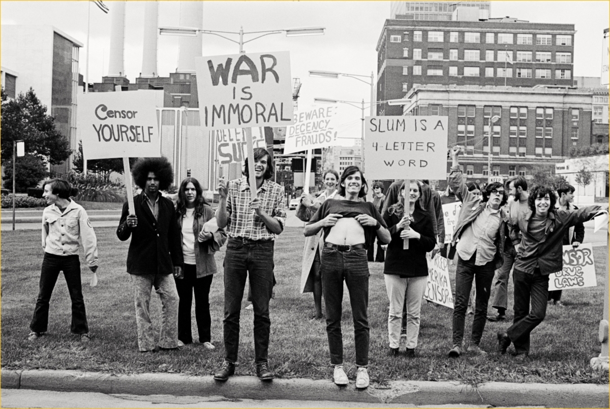 the hippies a rebellion against the Hippies vs hipsters: for many, the hippie era represents the golden days of cannabis history counter-culture rebellion.
