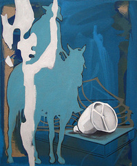 Schneider_blue_cowboy_24x20_oil_and_acrylic_on_linen_2008