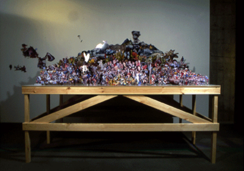 2001_national_illusion_wood__collage_variable_dimensions