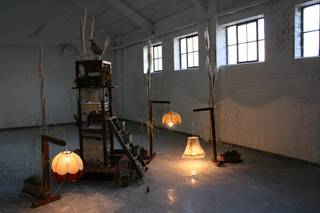 20110223040037-katie_louise_surridge__another_level__4x4x3m__mixed_media_including_reclaimed_wood__glass_flowers__taxidermied_bird__flower_pots__2009_courtesy_the_artist_and_eb_flow