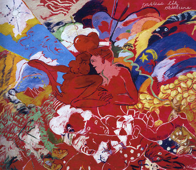 Robert_colescott_tastess_lik_chickens_1168_120