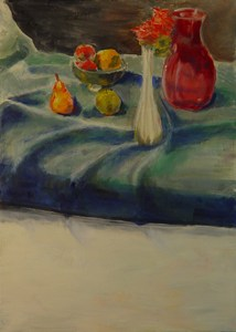 20110527211027-fruit_and_vase_on_blue_tablecloth