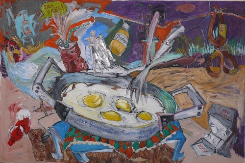 2007_breakfast_on_sunday_morning_80cmx120cm__oil_on_canvas