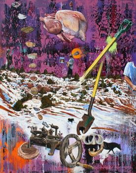 20110618174640-thearrowheadthefoxgaveme-oilacryliccanvas-66x52-2008