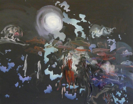 Margolis_light_is_the_ghost_2009_oil_and_resin_on_canvas_175x220cm