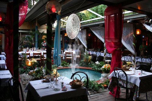 20110721145600-kaniez_abdi_silver_sequin_circle_insitue_milan_restaurant_photograph_credit_kaniez_abdi