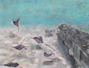 20110725071349-_pave_et_rayes_manta___wreck_and_devilfish___55x65__november_2011__a