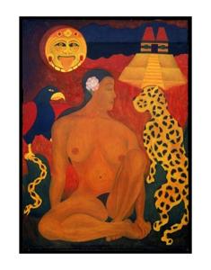 Gauguinenaztlan