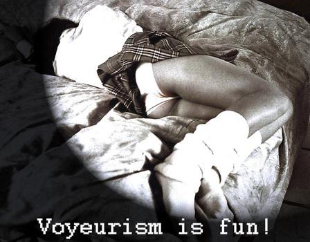 Voyeurism_is_fun