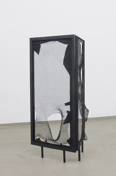 20110902141745-corner_breach__140x60x45_painted_glass__steel_mesh_2010