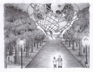 Brian Selznick Art