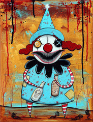Nightmare_clowns_1___milovic