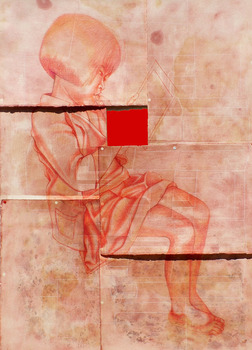 20110927073633-dissolvenza__11_tecnica_mista_su_carta_125x90cm_2011