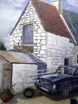Ab_-_farm_buildings__ardoughter__2004__16_x_20__canvas___240_