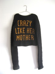 20111017015717-crazy_like_her_mother__hand_crocheted_sweater__angela_simione_2011