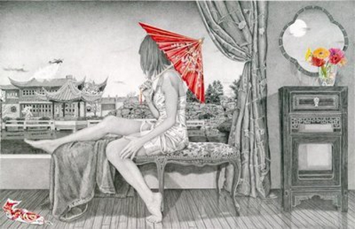 Red_parasol_seated