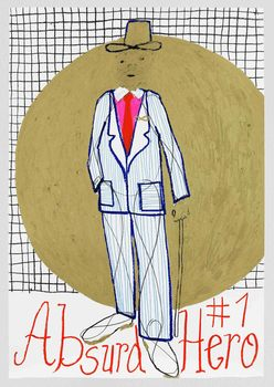 20111019094143-ante_timmermans__absurd_hero__1__2010__oil_stick__graphite_on_paper_blattmasse__69_x_47_in__175_x_119