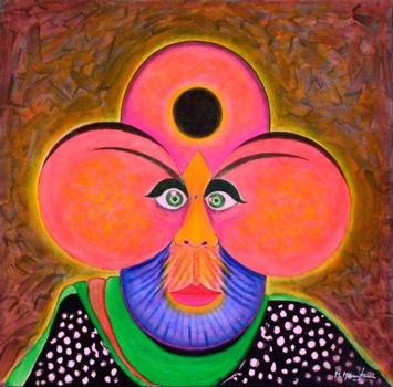 Maharaja_sher_singh__2004__80x80__acrylic-canvas