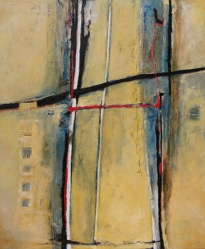 Red_line_56_x_50_acrylic_on_canvas