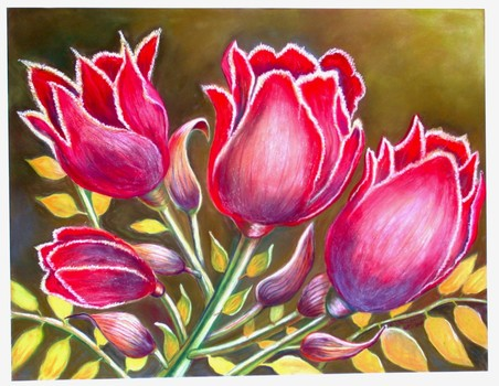 20111208125111-3name_-_african_tulips-_medium_pastel_on_paper_-_year_2003-_size_-_19_and_half_x_25_and_half_-_cost_without_frame__650-_cost_with_frame__850-_size_with_frame_28_and_half_x_35_and_half_-_copy