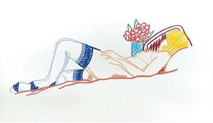 20120131180908-wesselmann_-_nude_with_bouquet_and_stockings