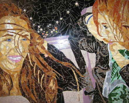 20120131210310-me_and_sarah_riding_in_the_back_of_lieske_s_beemer__25x31_stained_glass_on_board_2011
