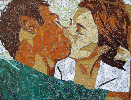 20120131210852-santi_and_me_kissing_in_monty_s__17x22_stained_glass_on_board__2009