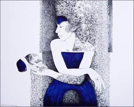 Lady_in_blue__39x49_cm