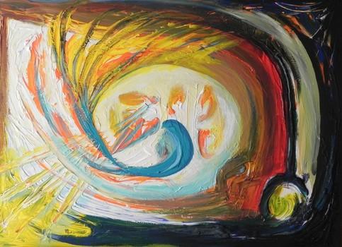 20120222063433--pathfinder_woman-l_esploratrice-_2012_acrilico_su_legno_marino_51x71